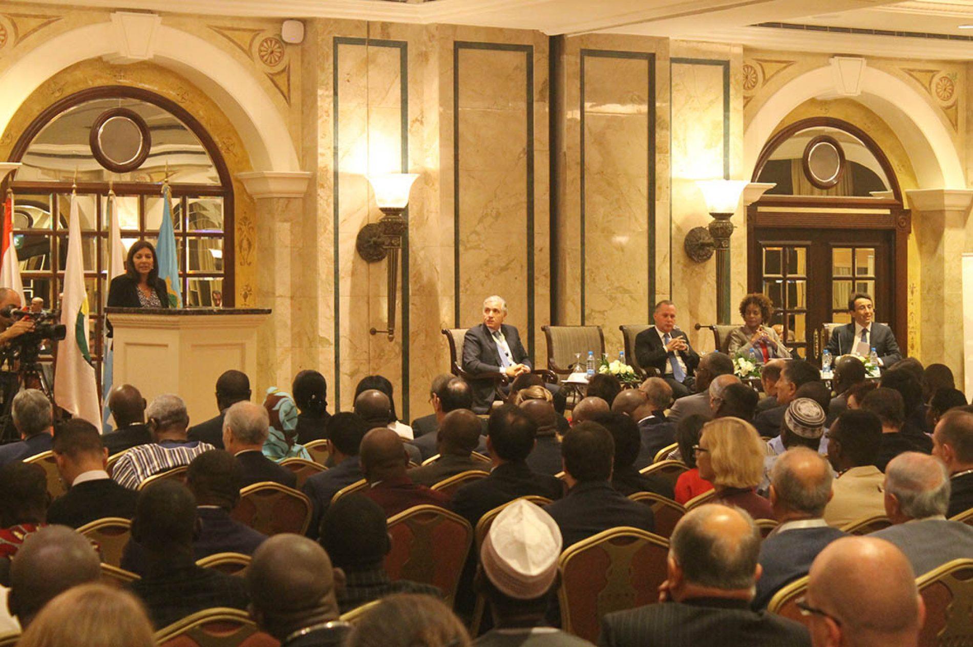 AIMF : Les maires planchent sur le vivre ensemble