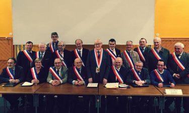 France : fusion de 18 communes