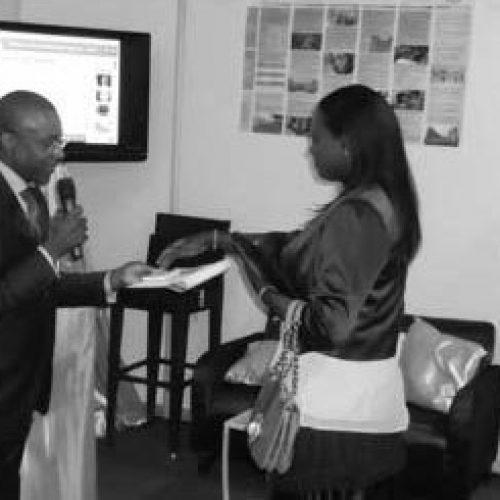 Africités 2012: Algot enfin livré