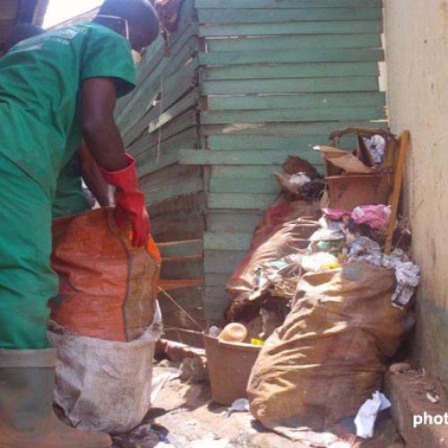 Gestion des déchets: « Tam Tam Mobile », 20 ans dans les ordures de Yaoundé