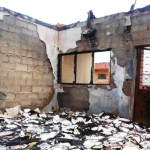 INCENDIE DE YAOUNDE VI : Le MINATD accorde un soutien de 100 millions FCFA