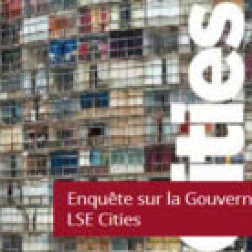 Participez à l'enquête sur la Gouvernance Urbaine