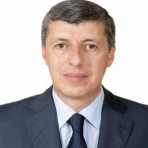 Farid Yaïci; professeur d'économie (Algérie)