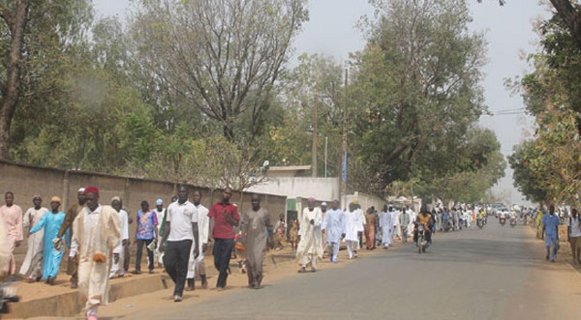 Garoua II : L'hôtel de ville en projet