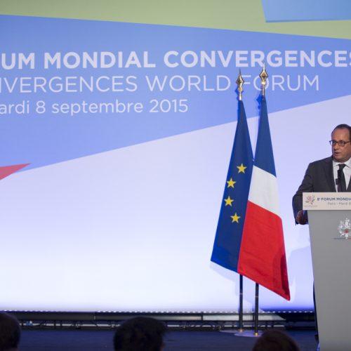 8ème Forum Convergences : La France s'engage davantage