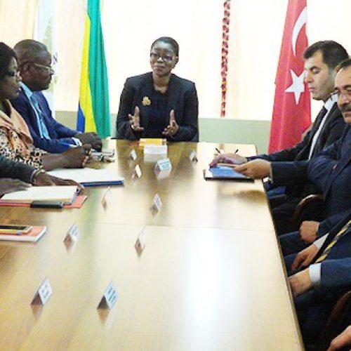 Coopération décentralisée: Point des relations Libreville/Ankara