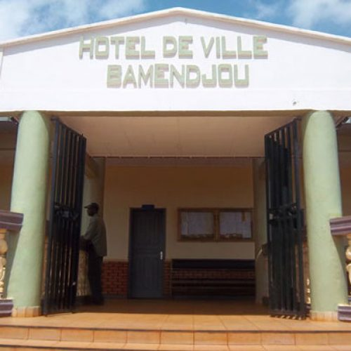 Bamendjou, le village sans bornes