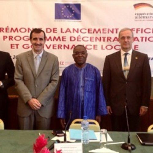 Togo: l'Union Européenne et la Giz soutiennent la décentralisation
