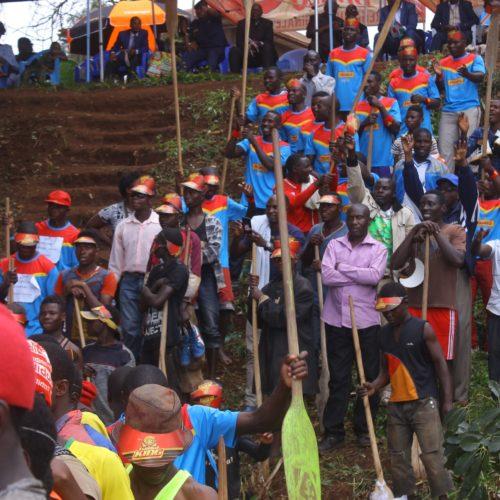 RDC: premières activités de la caravane des pays des grands lacs