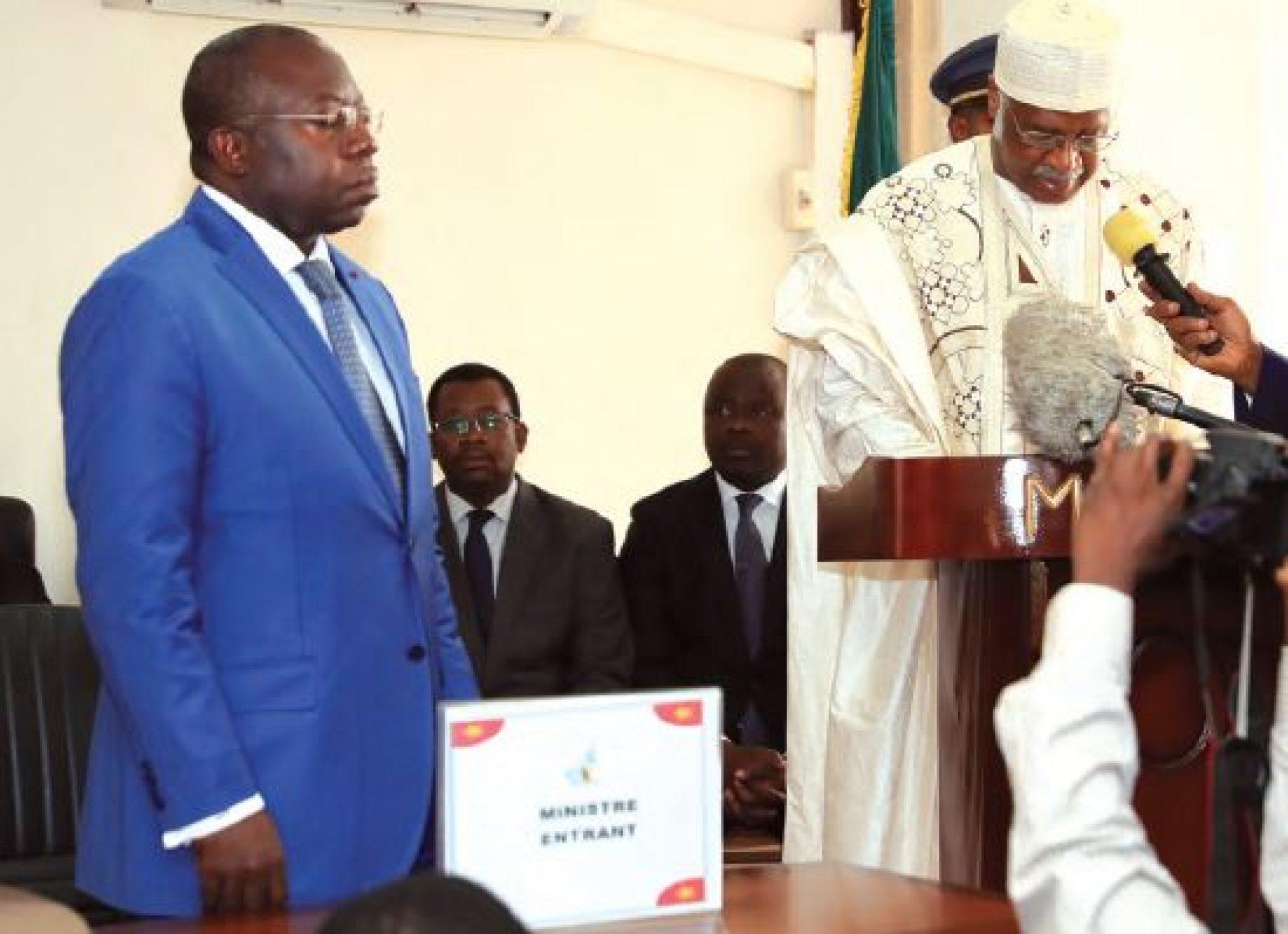 Décentralisation et Développement local: Georges Elanga Obam déjà à l'action!