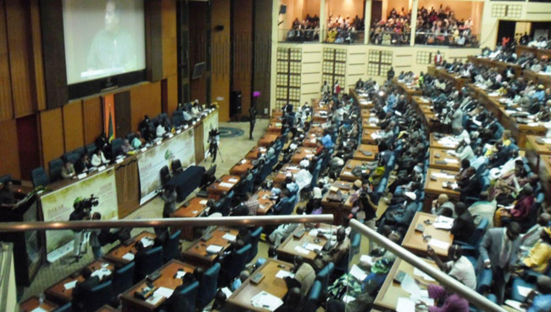 Sommet : de l'exigence des élus
