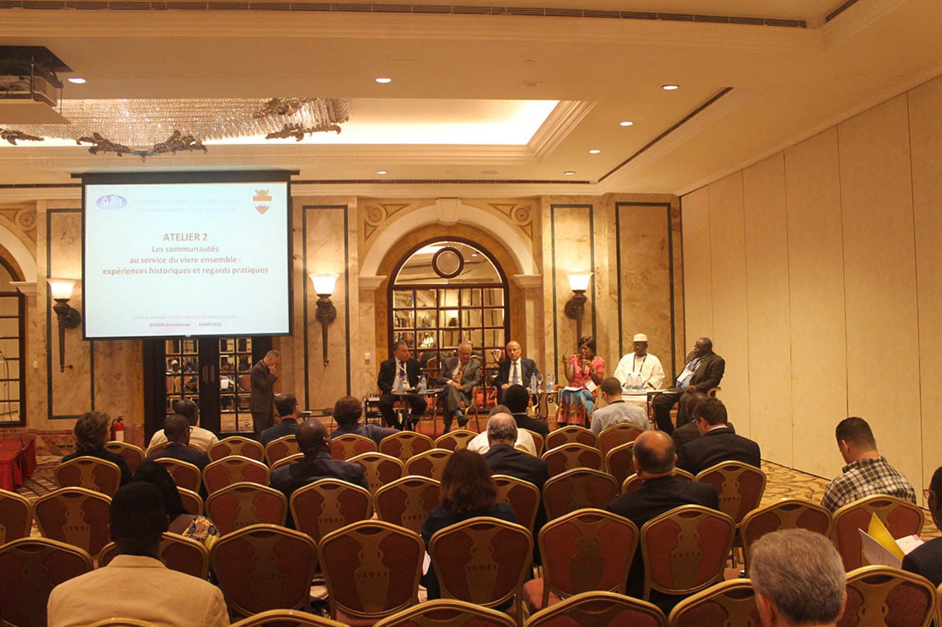 Beyrouth 2016 : Les maires impliqués dans plusieurs chantiers
