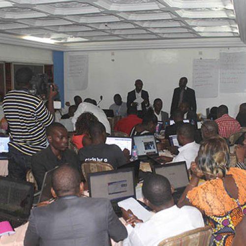 Cameroun: les journalistes formés au data journalisme