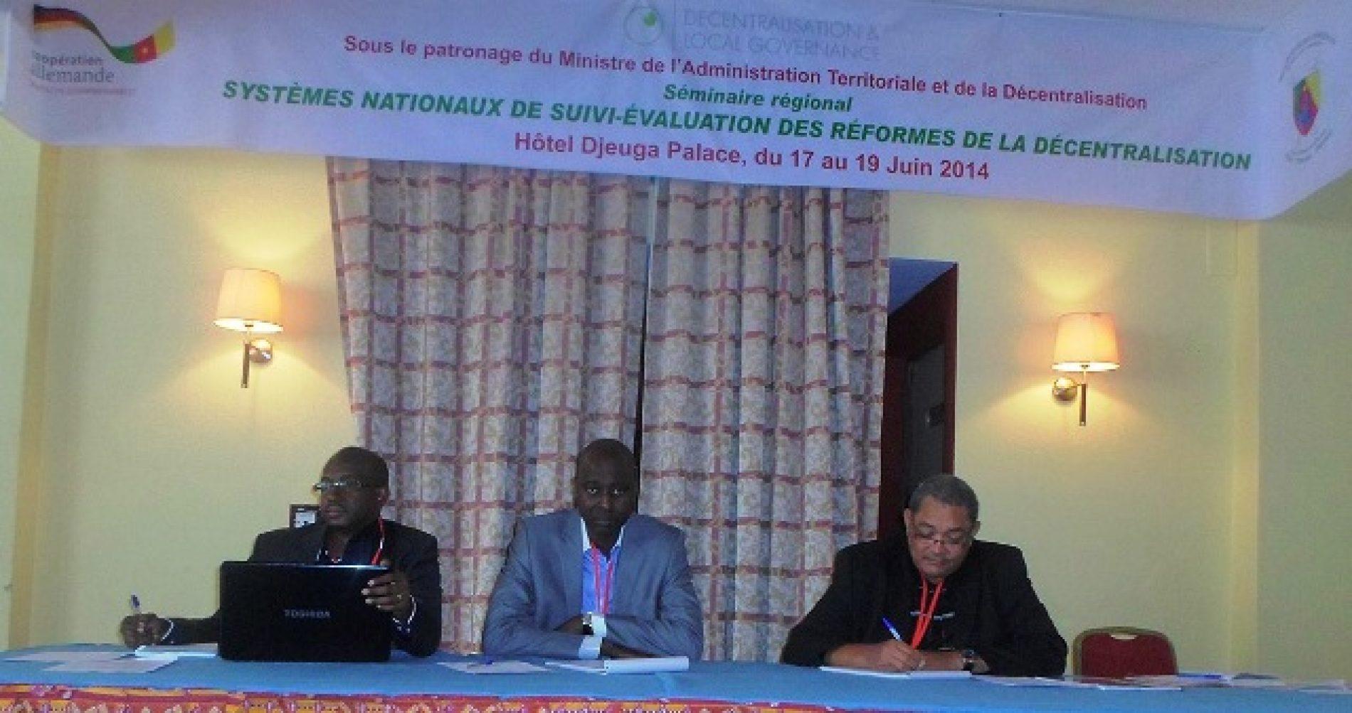 Décentralisation: L'Afrique francophone planche sur le suivi évaluation