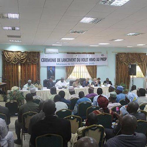 HIMO-PNDP : Annick Girardin à Maroua pour le lancement de l'opération