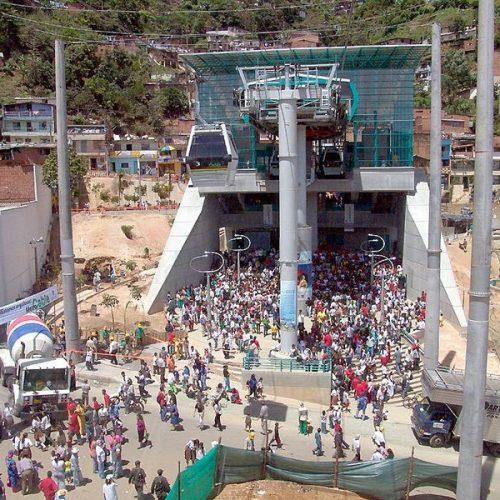 Medellin: investir dans l'éducation et la culture