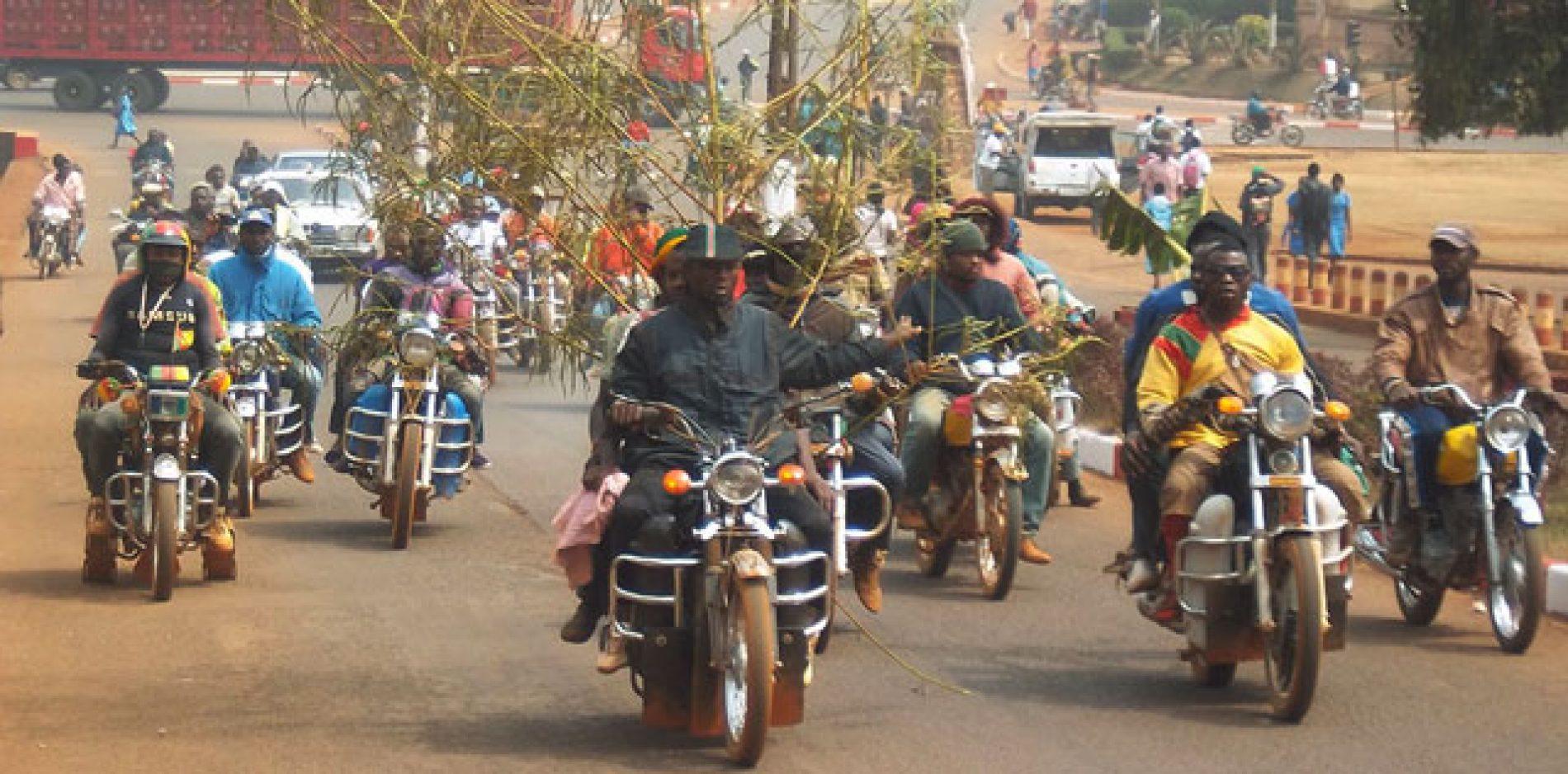 Haut-Nkam: la formation des mototaxis annoncée