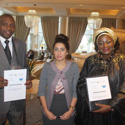 Beyrouth 2016 : AfroLeadership et REFELA-CAM partenaires