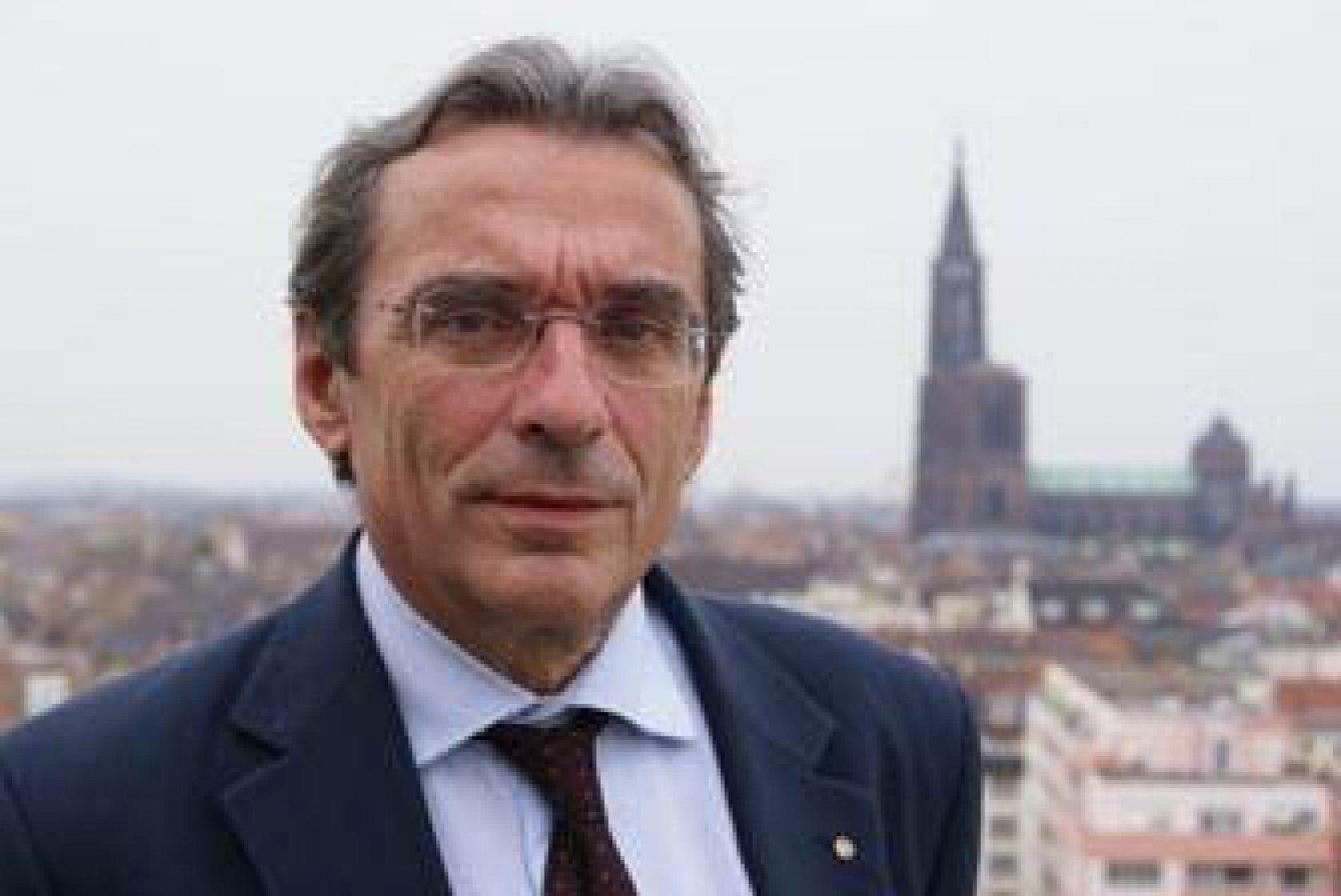 France : Roland Ries à la tête de Cités Unies