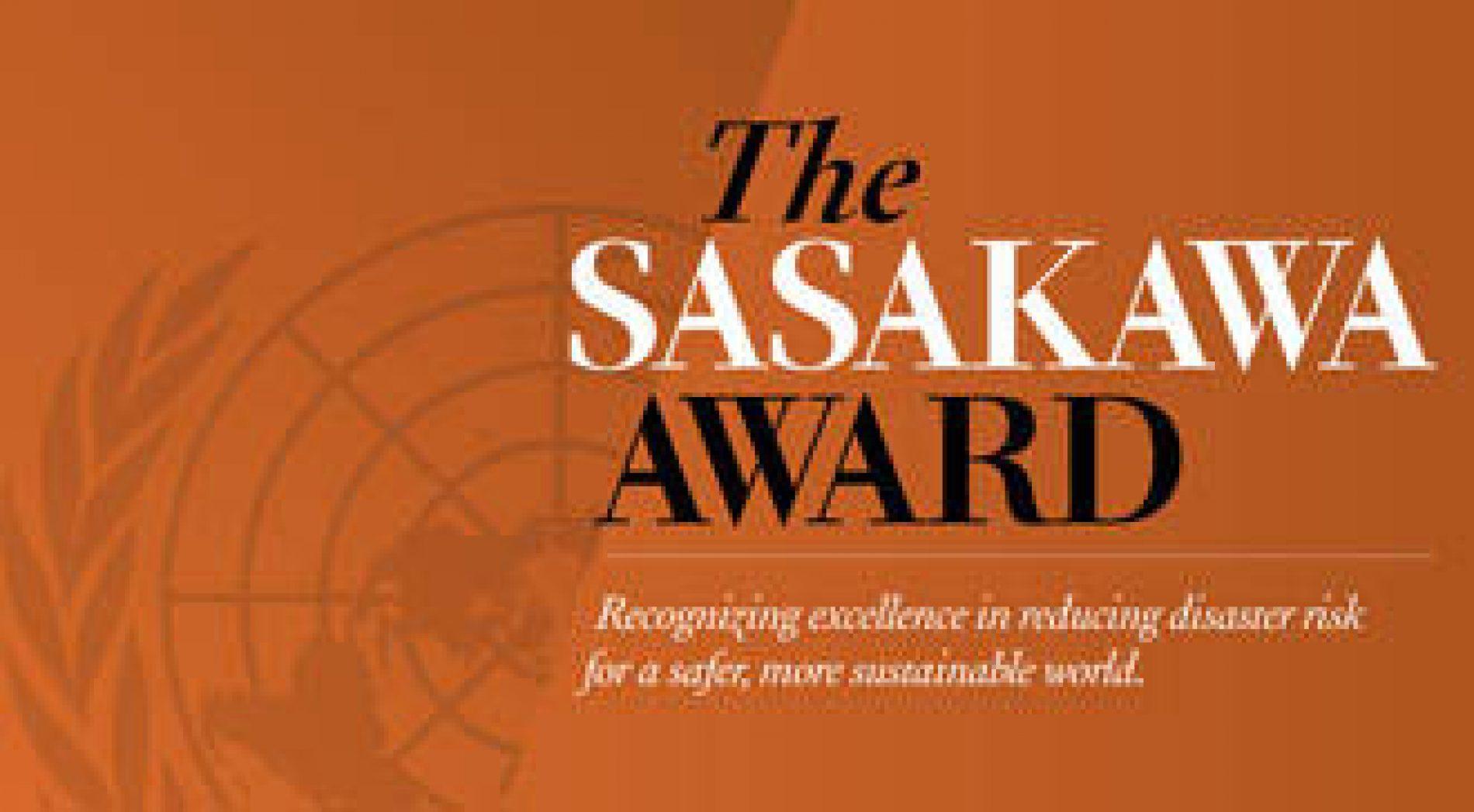 Participez au Prix Sasakawa pour la réduction des risques de catastrophes