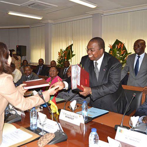 PNDP III: l'Accord de crédit IDA signé