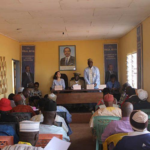 PNDP III: la Directrice Pays de la Banque Mondiale dans l'Adamaoua