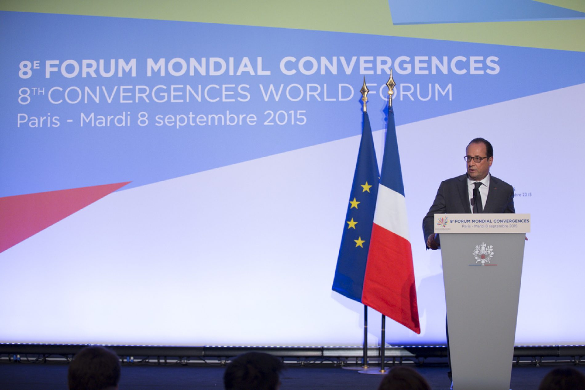 8ème Forum Convergences : La France s'engage davantage
