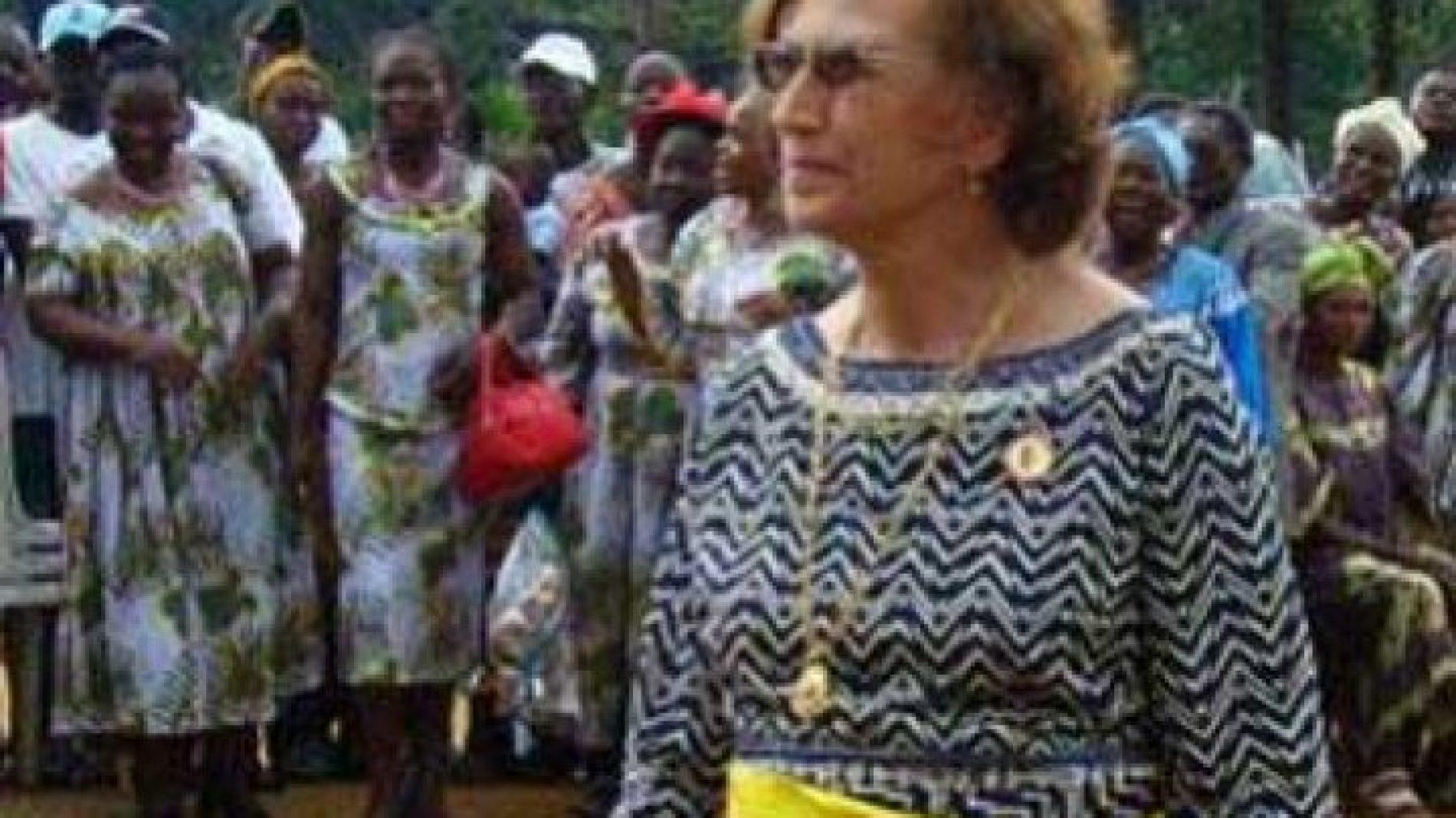 Marie Hélène Ngoa-Guislain : une mairesse blanche à la ville-rivière