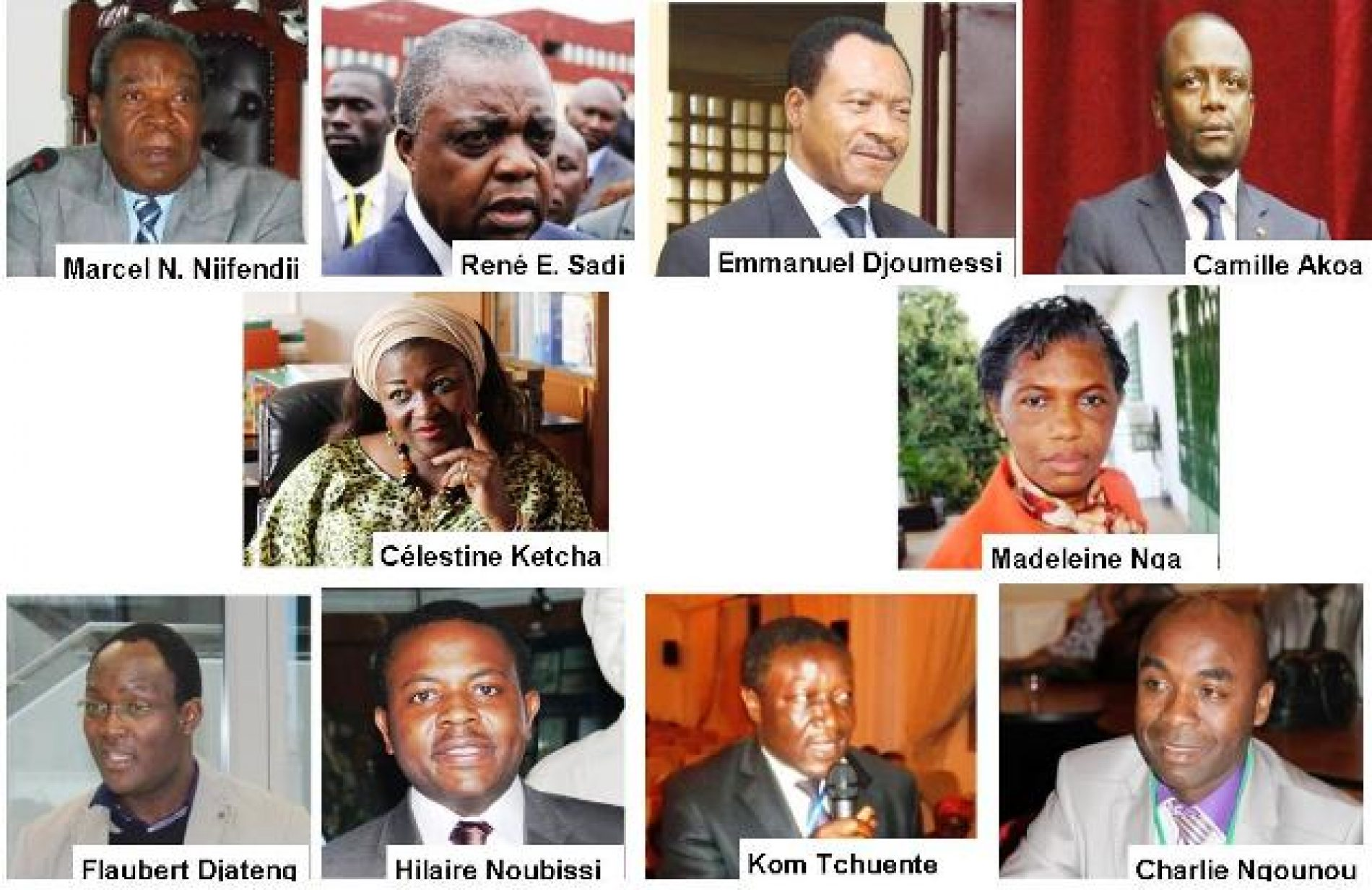 Les 10 qui ont fait l'année 2014