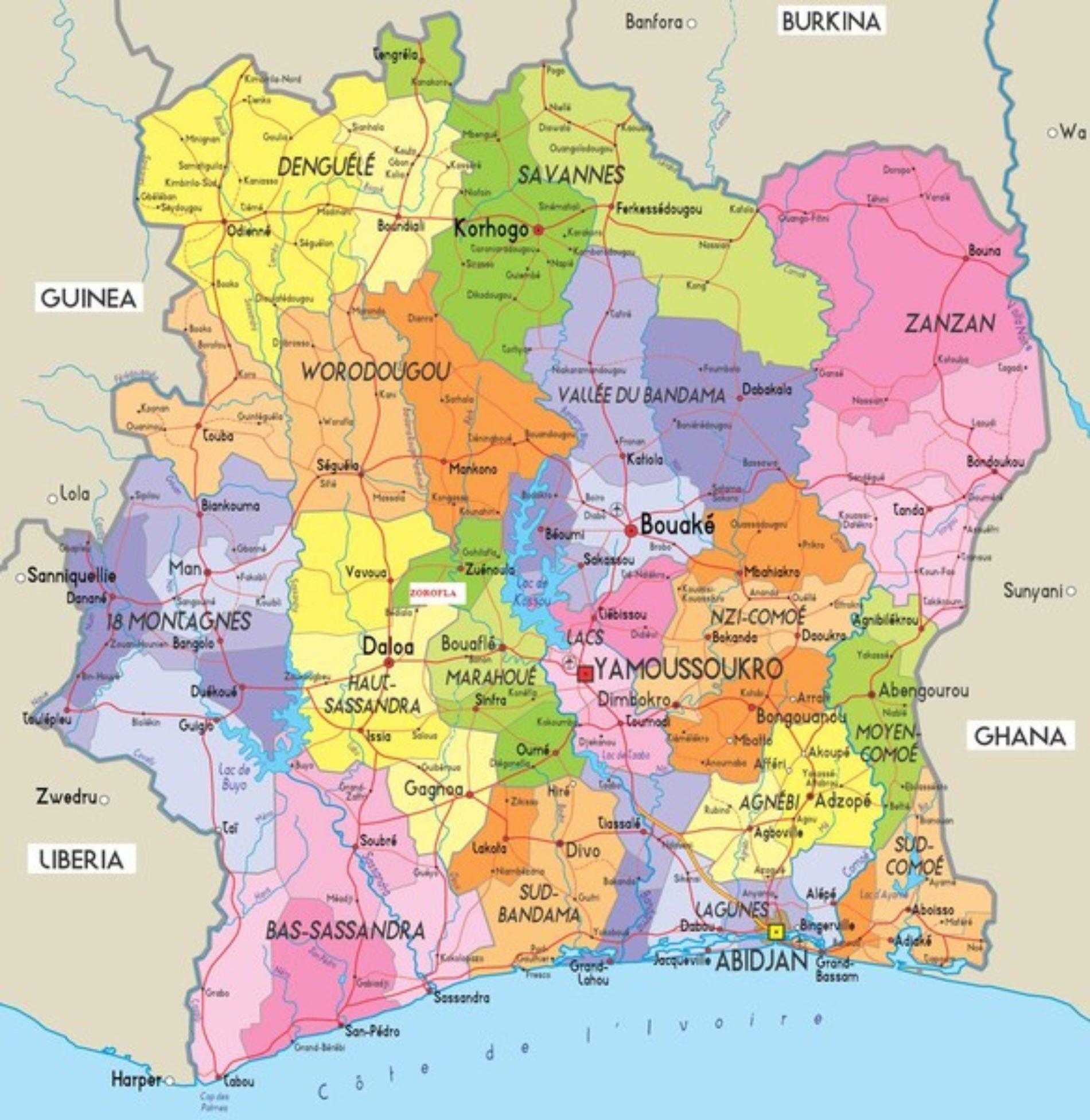 Côte d'ivoire: Une nouvelle politique de décentralisation en 2017