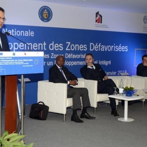Tunisie. Un nouveau projet de développement local intégré