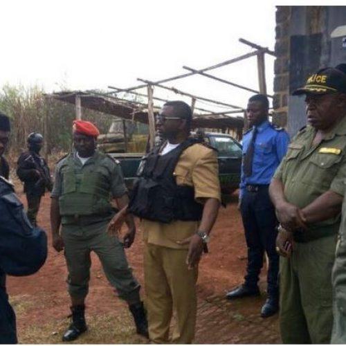 Commandement territorial : un nouveau sous-préfet installé a Batibo