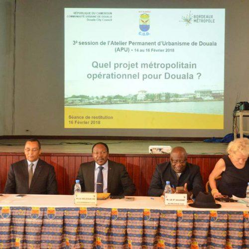 Urbanisme : 94 projets de quartiers pour transformer Douala en une métropole moderne