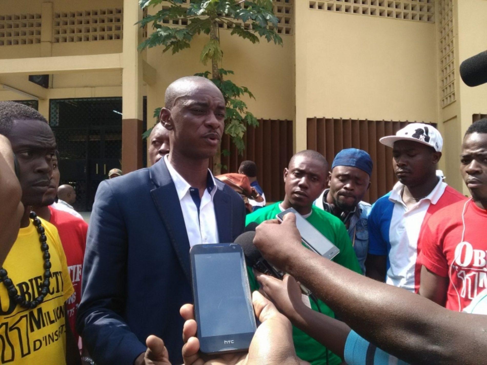Cabral Libii : « Le conseil constitutionnel peut faire avancer la décentralisation »