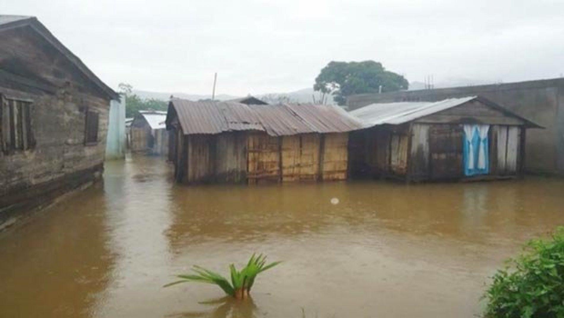 Madagascar : une vingtaine de communes de la capitale en alerte inondation