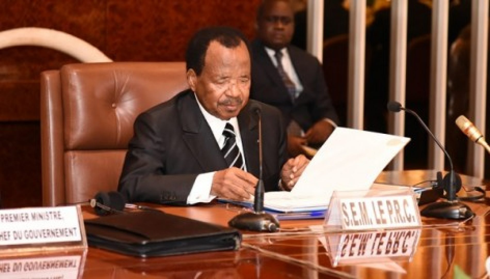 """Paul Biya's Emergency Humanitarian Plan: local government Councils """"obliged"""" to contribute at least FCFA 104.000.000"""