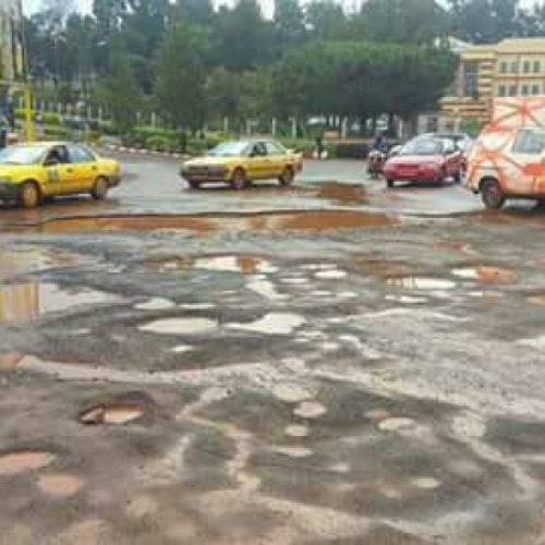 Bafoussam: bientôt la fin des embouteillages