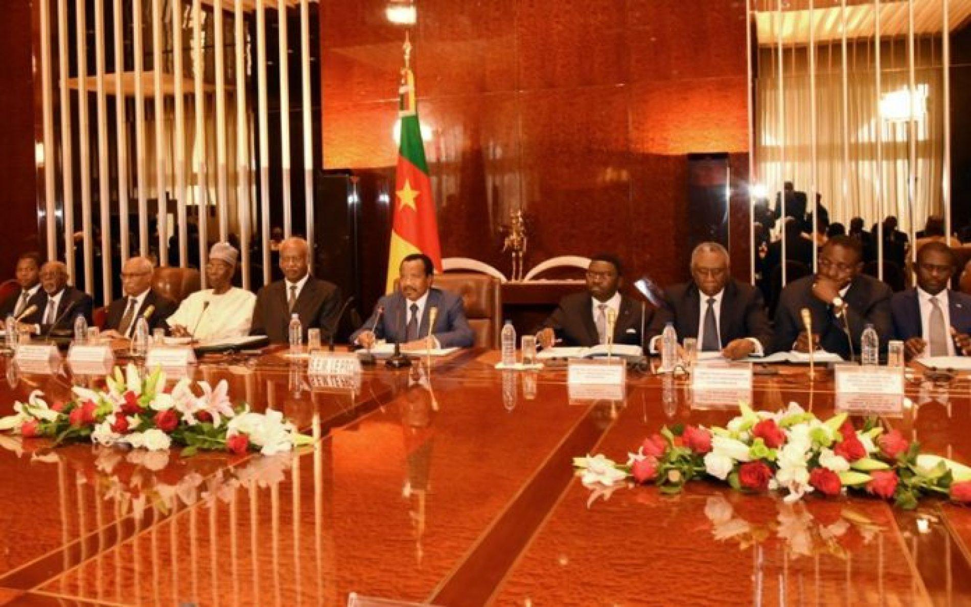Décentralisation: Paul Biya prescrit un chronogramme pour l'accélération du processus