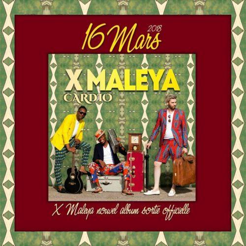 Culture: le groupe X-Maleya dévoile son nouvel album