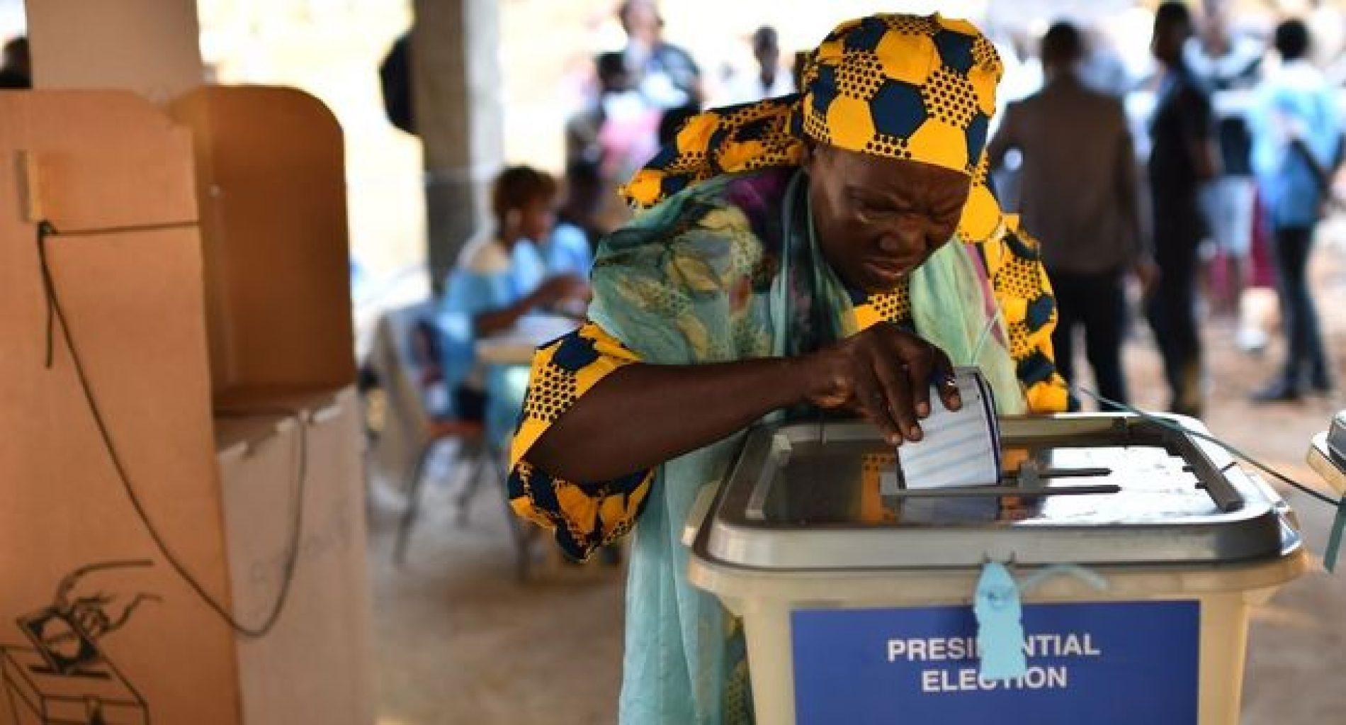 Sierra-Léone: Elections générales sous le signe d'un nouveau départ