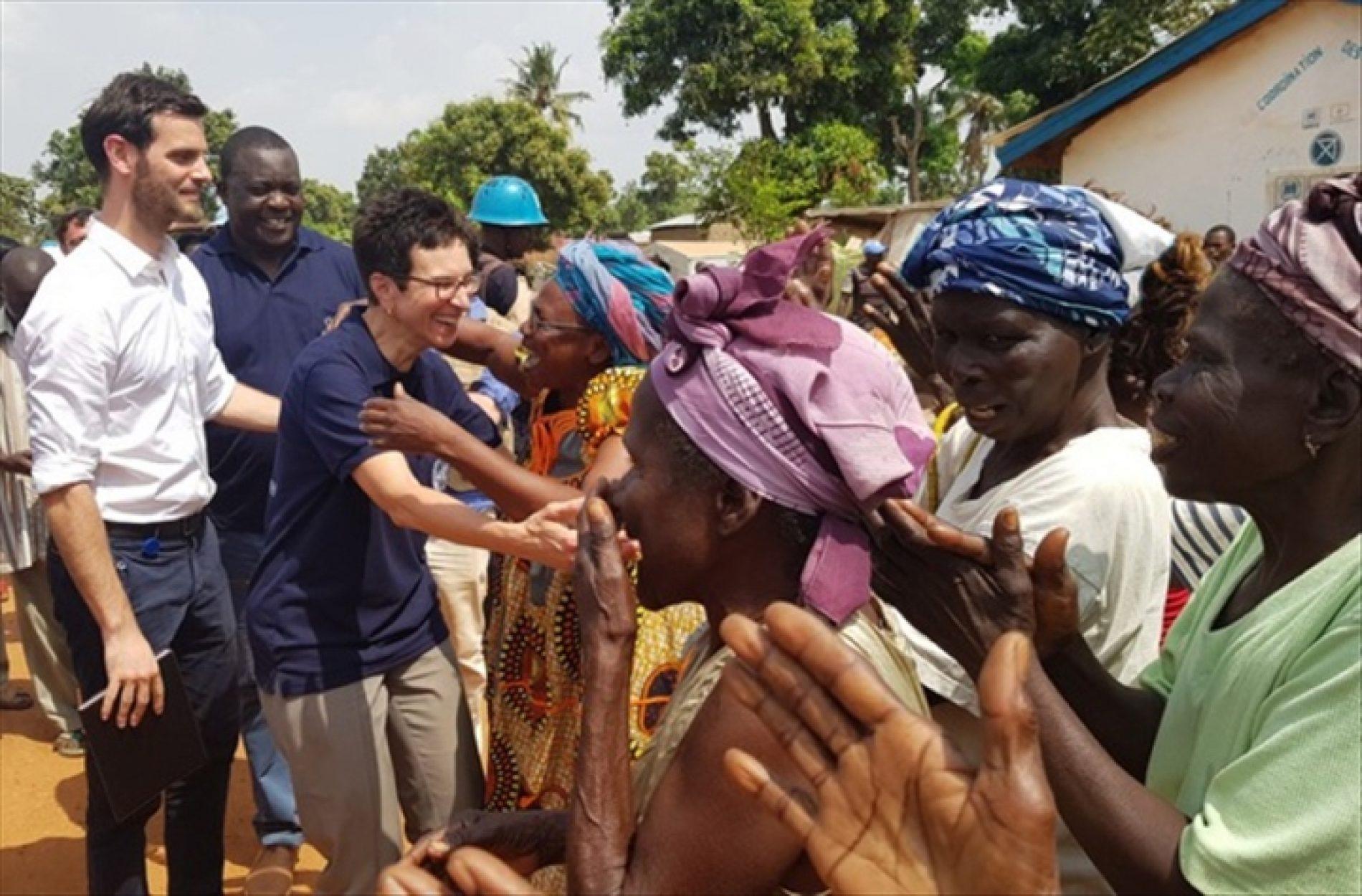 Gestion des réfugiésau Cameroun: l'ONU octroie une enveloppe de 5 milliards