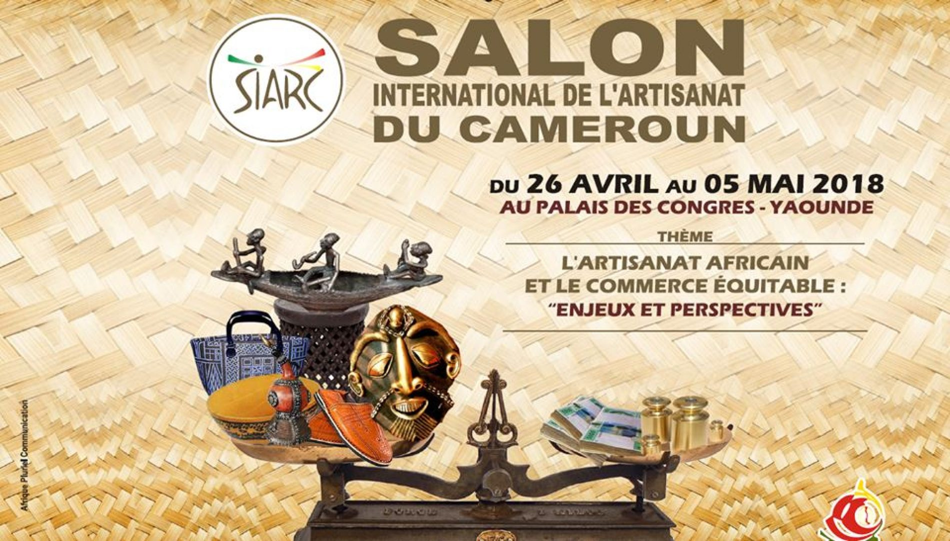 Bientôt l'acte 6 du Salon International de l'Artisanat