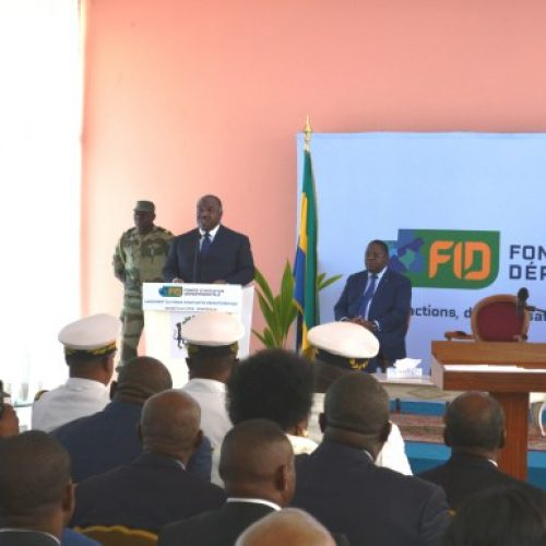 Développement local : le Fonds d'initiatives départementales lancé au Gabon