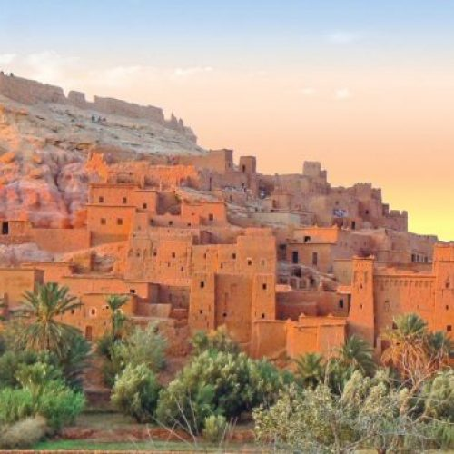 Ouarzazate terre du capital humain et du marketing territorial