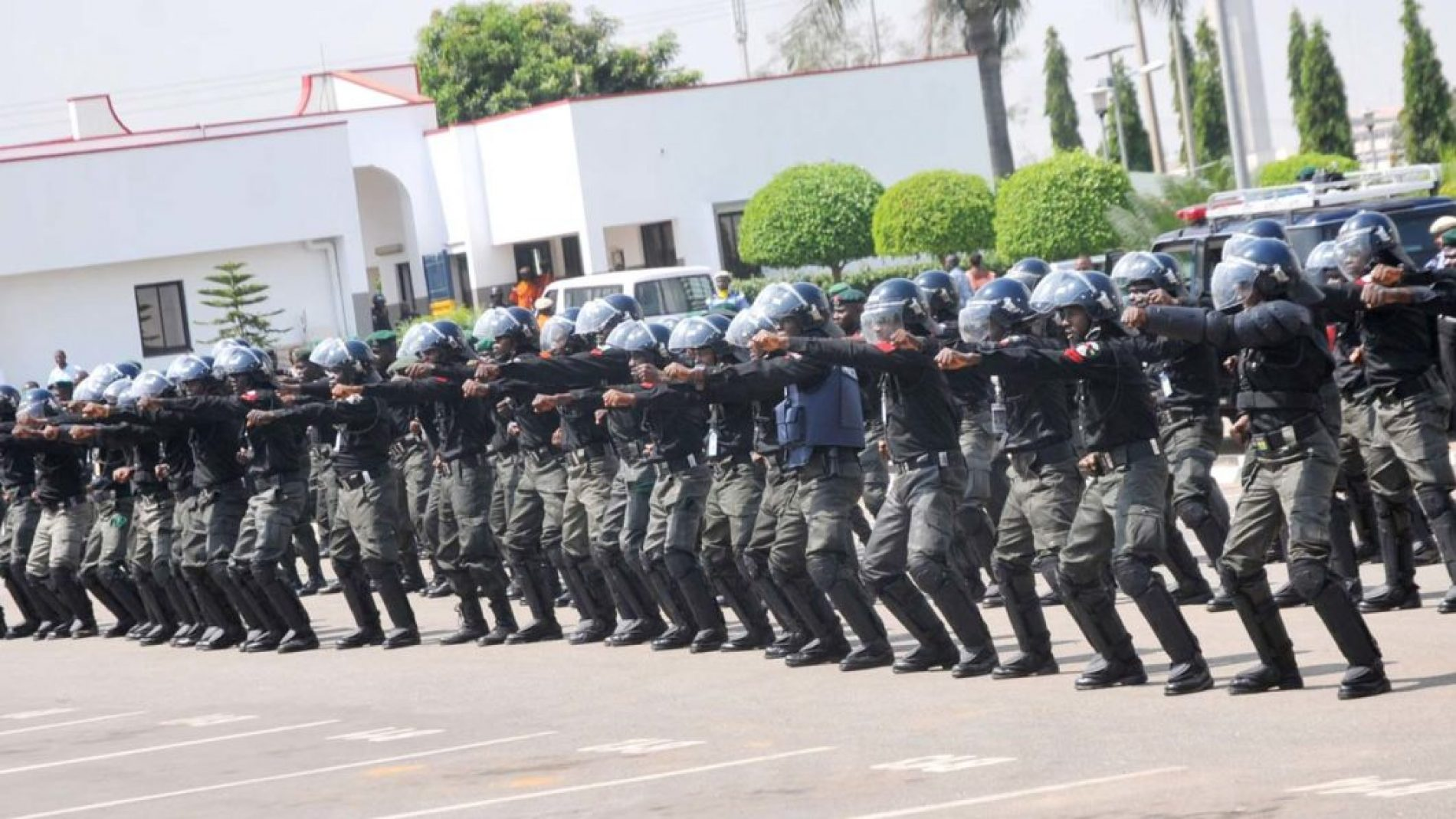 Nigeria: imminent Decentralization of police system