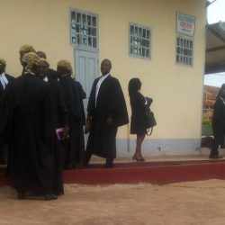 Anglophone crisis: end of hearing of activists with astonishing declarations