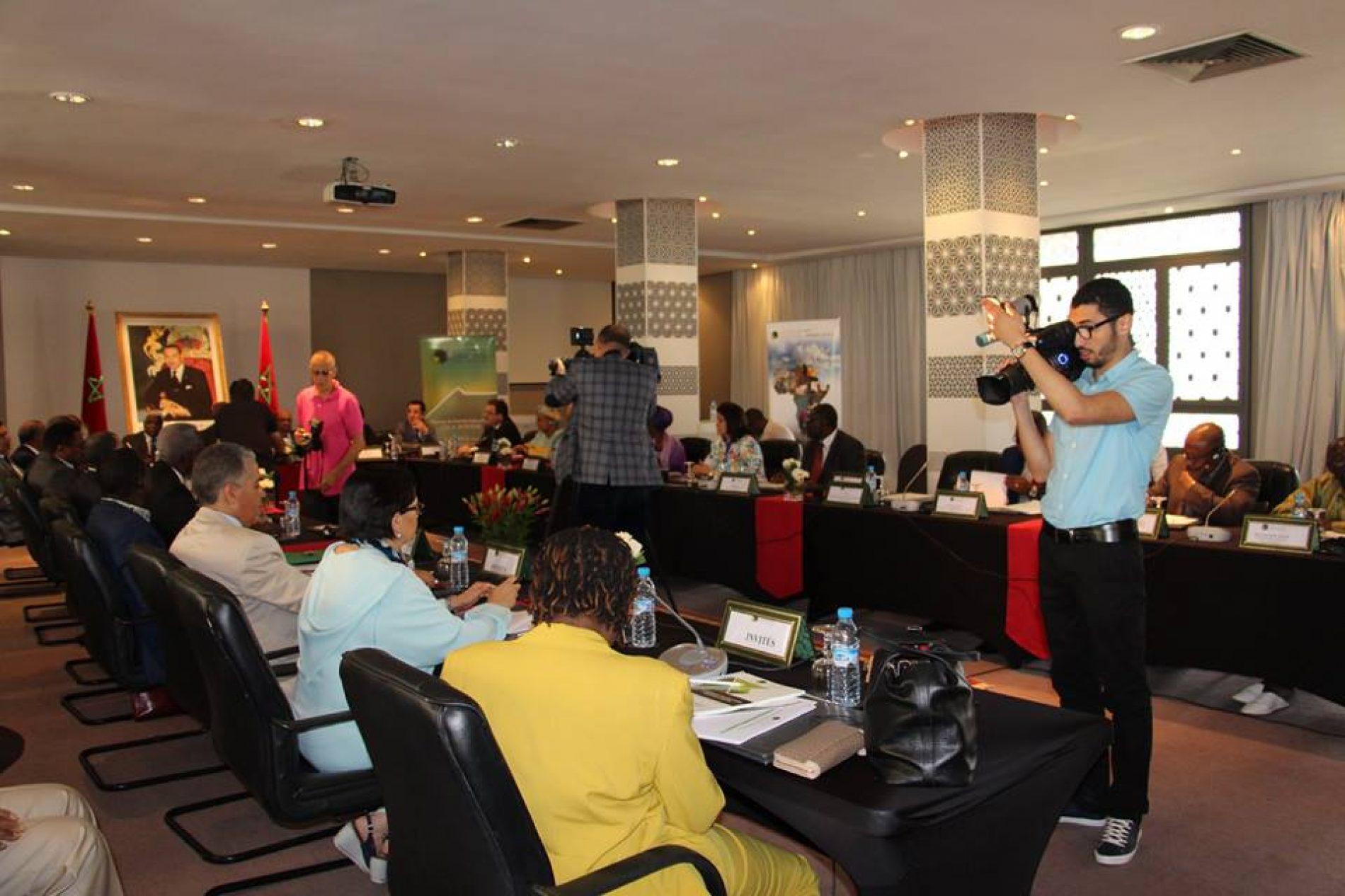 CGLU Afrique: le comité exécutif en conclave
