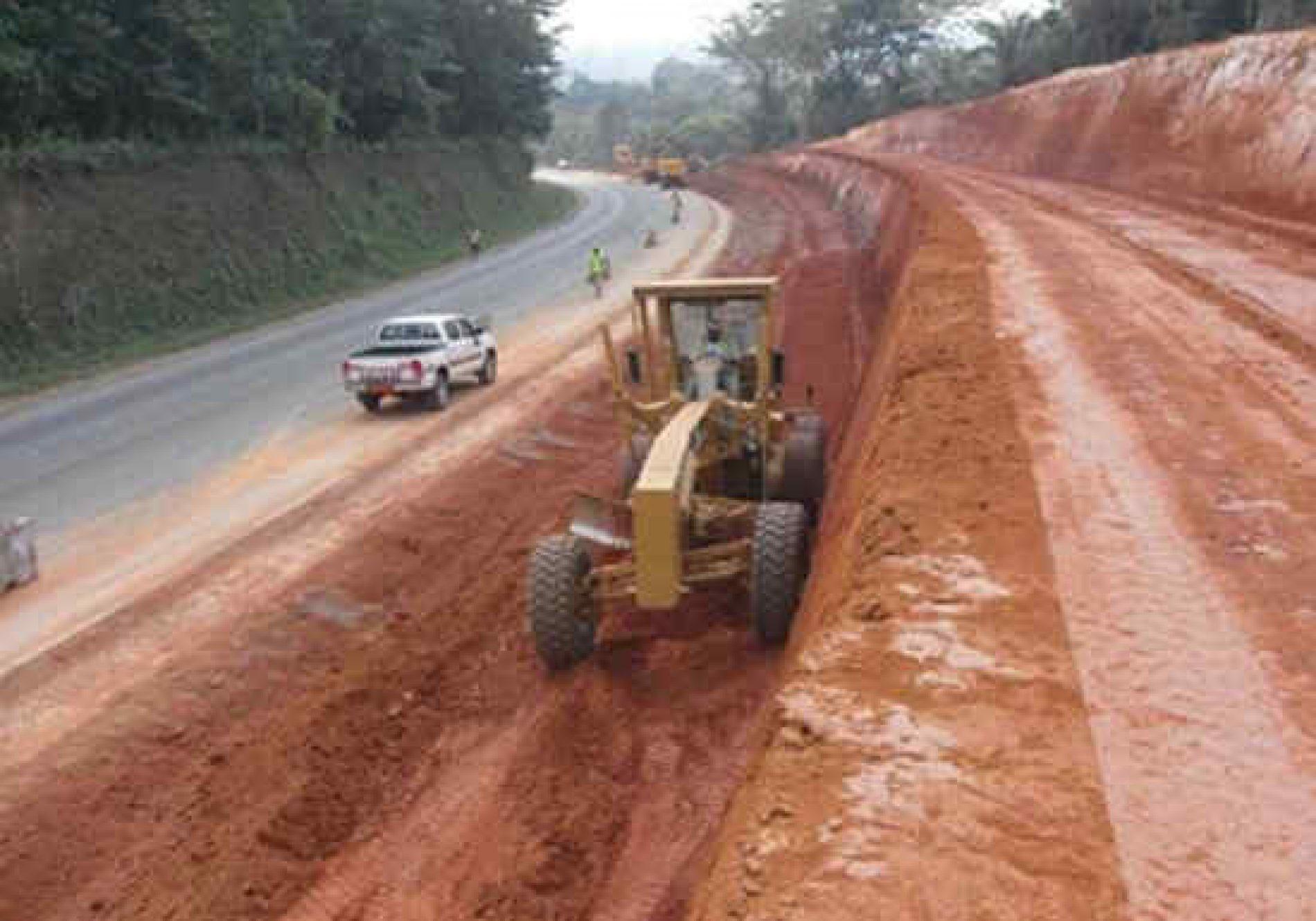 Autoroute Yaoundé-Nsimalen: Les études d'aménagement ont démarré