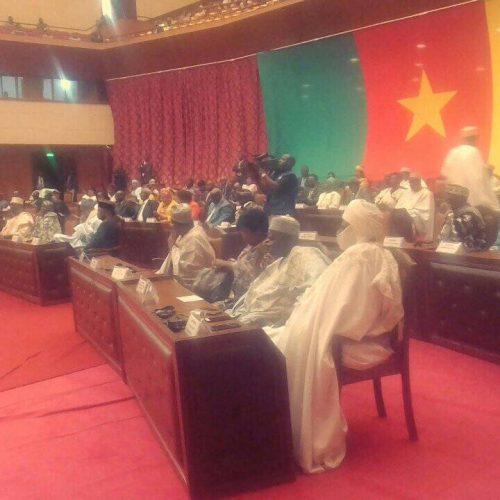 Sénat: le bureau de la deuxième legislature dévoilé