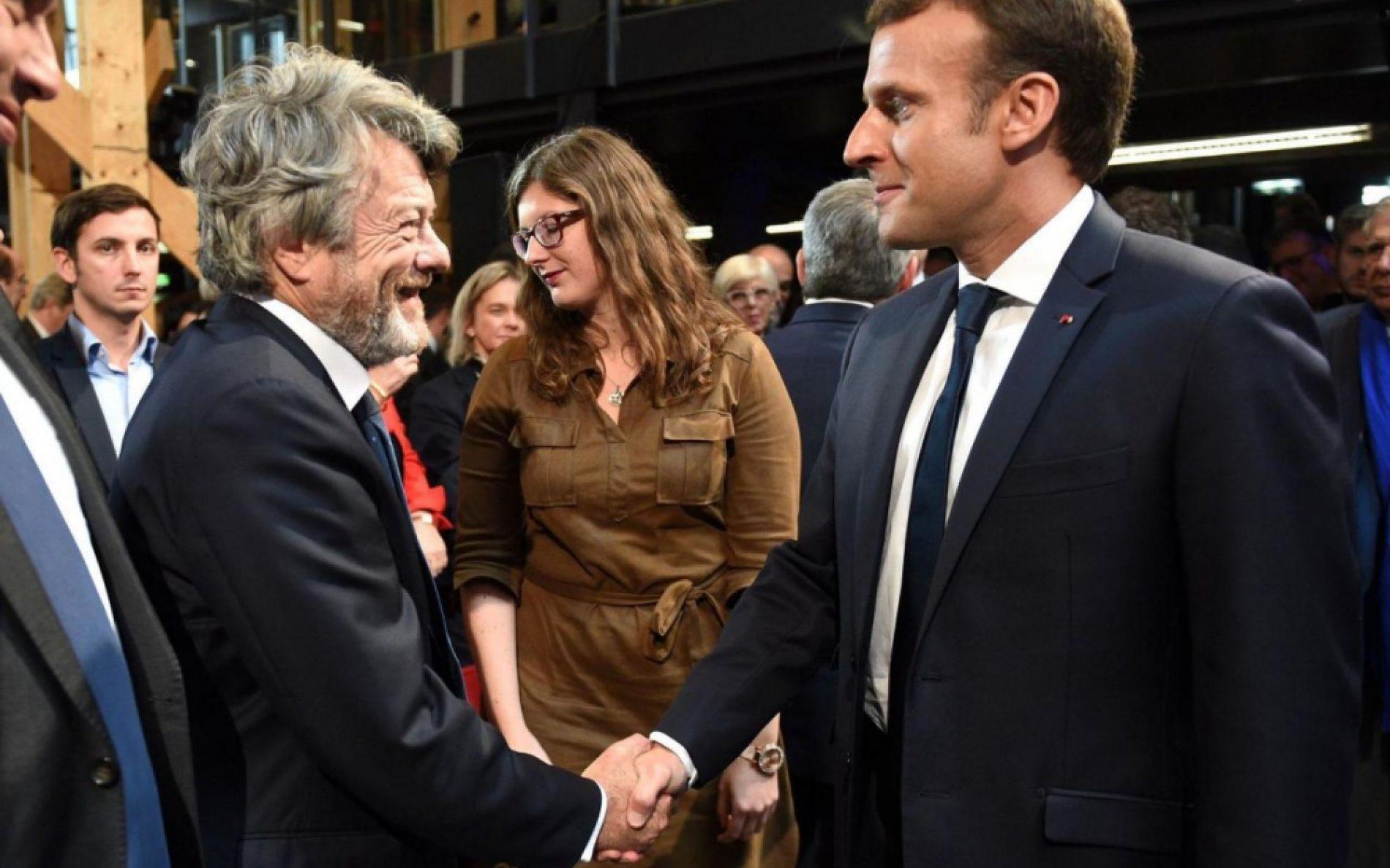 France: Jean-Louis Borloo présente sa politique de la ville